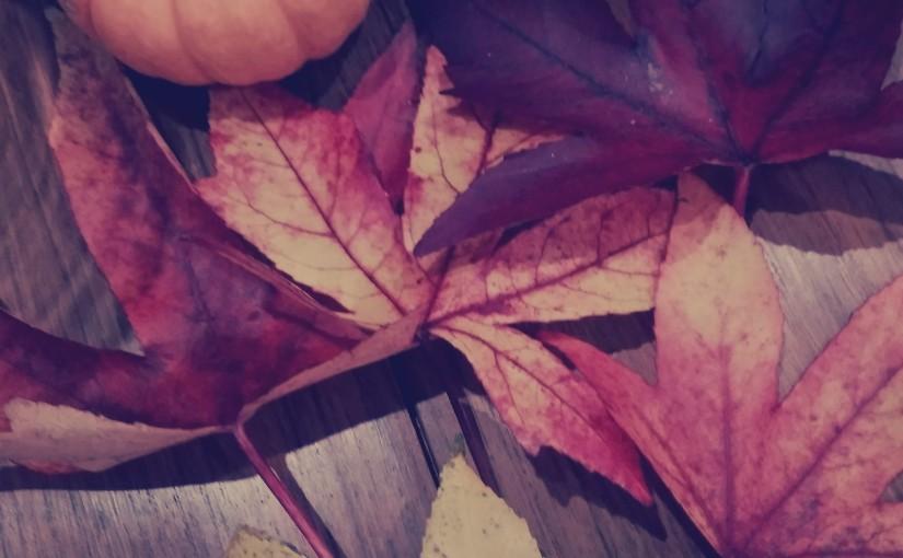 Autumn walk in Bournemouth UpperGardens