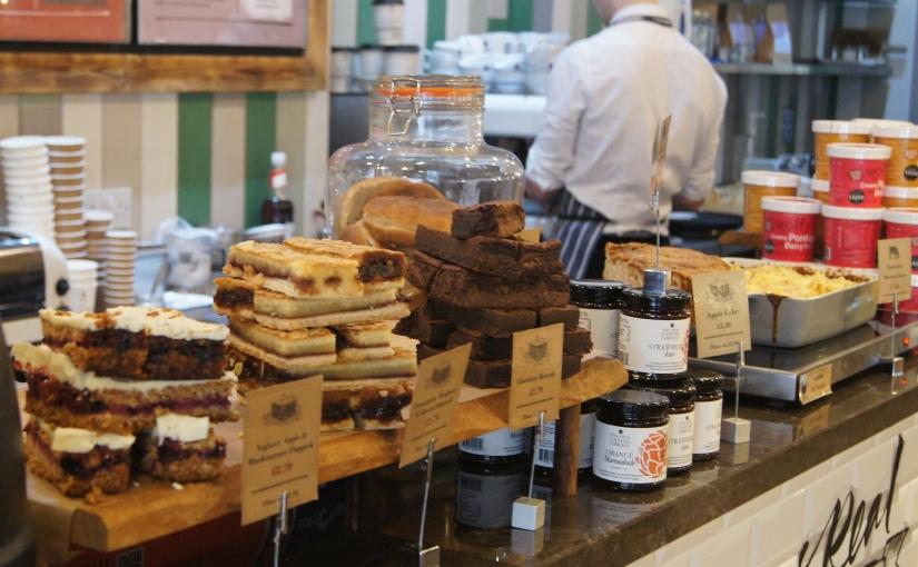 Bournemouth Cafés: The Real EatingCompany