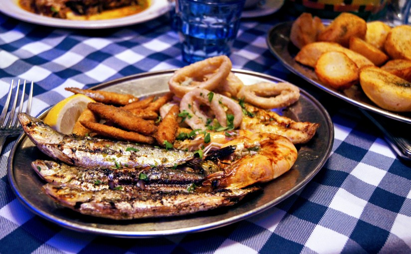 Romanzo. A family-run Greek restaurant in Bournemouth
