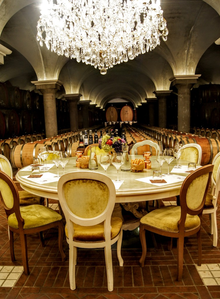 Bardolino, wine museum. Zeni's family.
