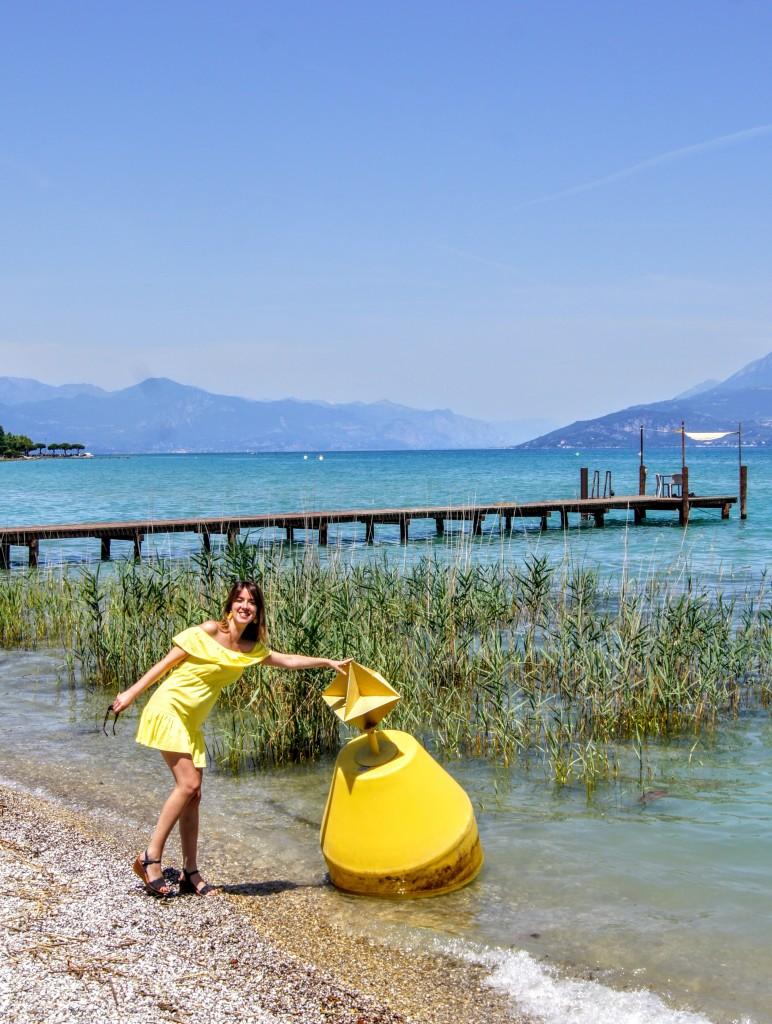 Lake Garda, Sirmione. Italy