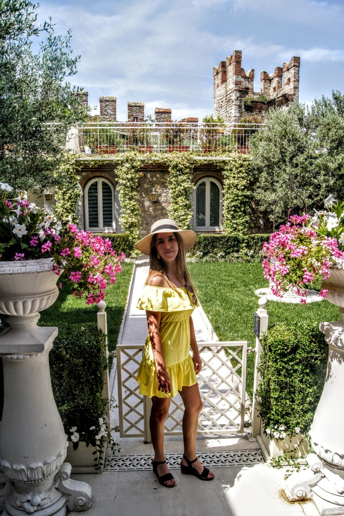 Sirmione, Lake Garda. Italy