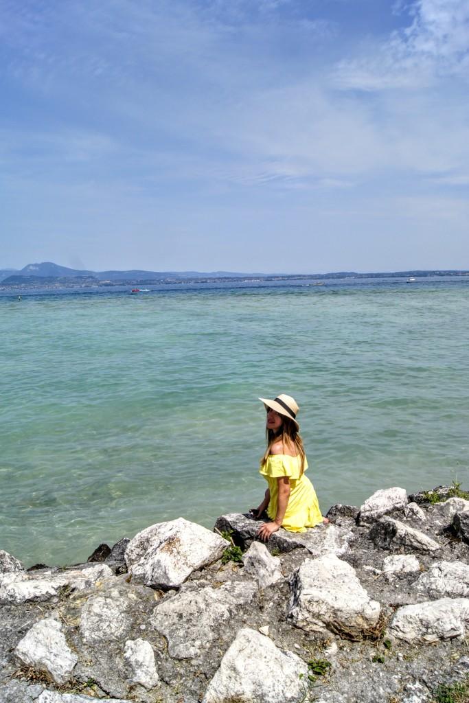 Sirmione, Lake Garda. Italy.