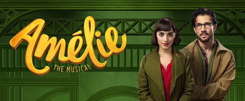Amelie musical at the Pavilion