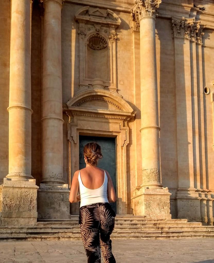 Noto, baroque town in Sicily
