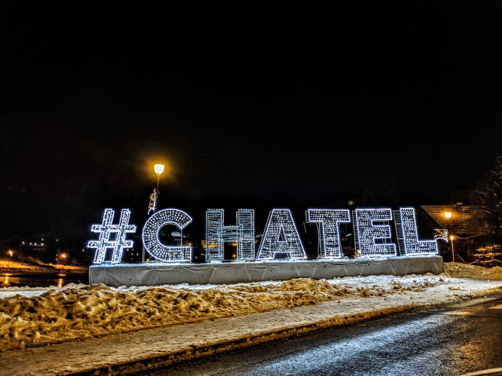 Chatel, France, Portes du Soleil