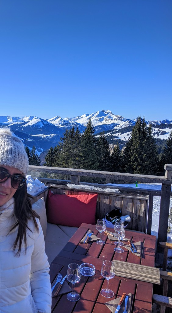 Morzine- Avoriaz with beautiful views