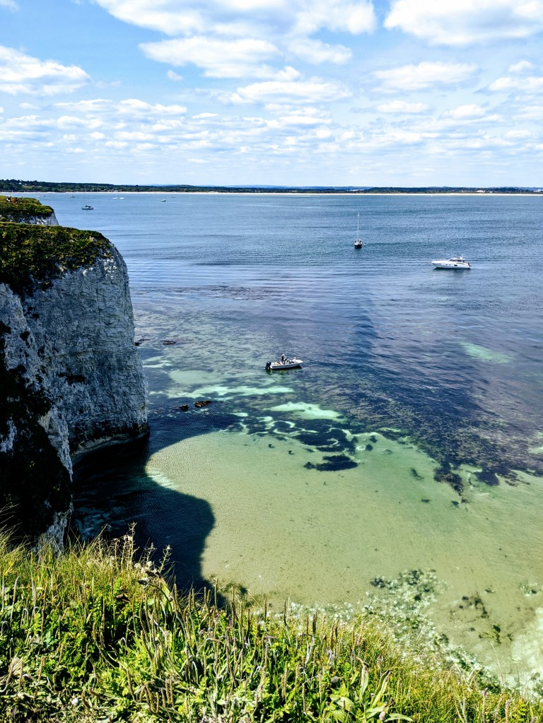 Old Harry Rocks, Purbeck