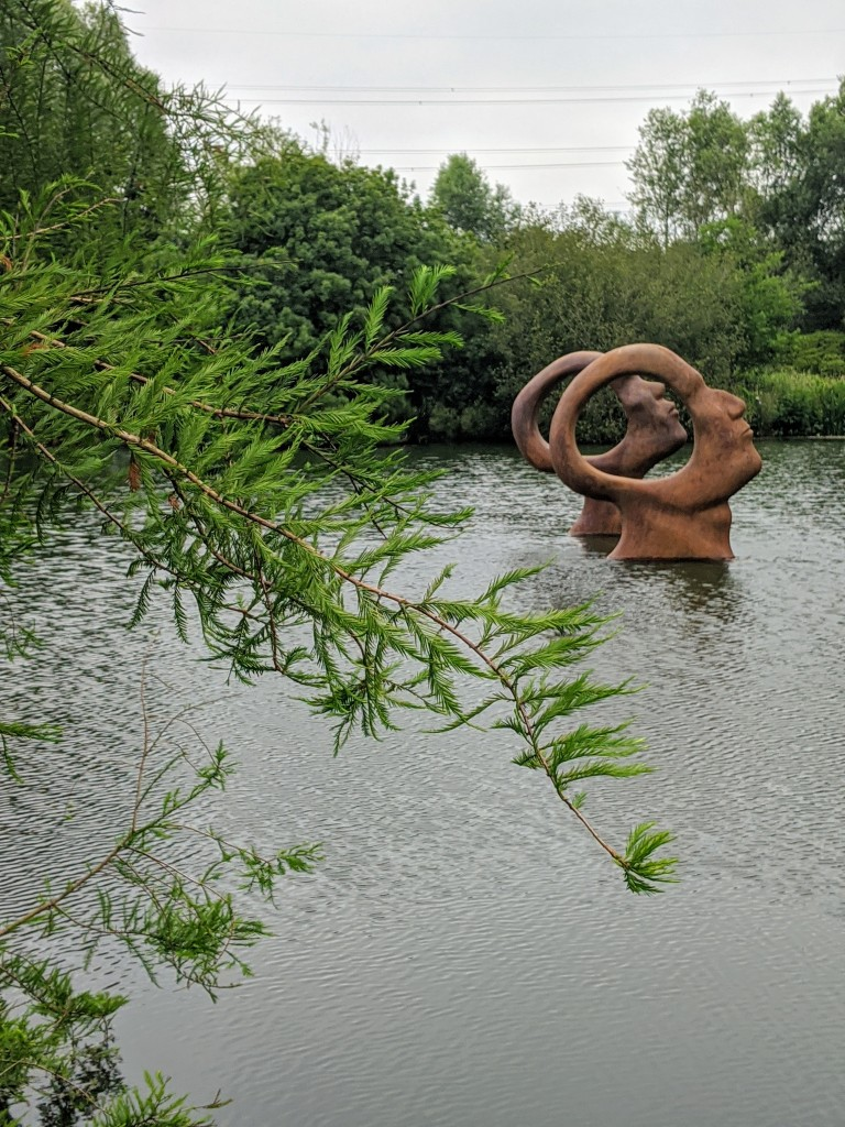 Sculpture by the Lake